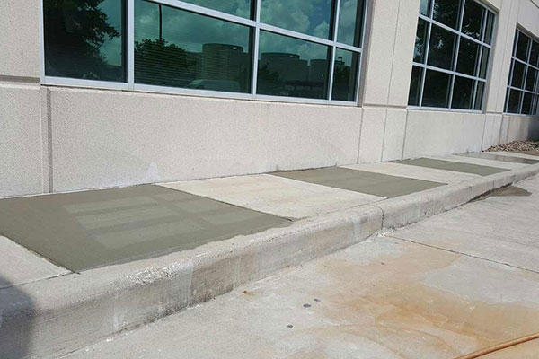 concrete-installation